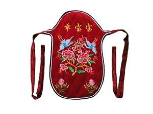 Genuino Mei Tai Porta BebšŠ 100% Hecho a Mano Arte Frente Espalda Podaegi #168 - BebeHogar.com