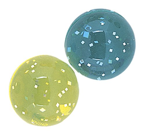 Glitter Bounce Balls Package of 12