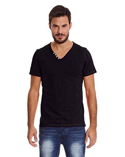 Paul Stragas T-Shirt Manica Corta Isaac [Bianco]