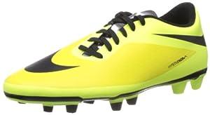 Nike , Chaussures de foot pour homme vbrnt yllw/blk-mtllc slvr-vlt - - vbrnt yllw/blk-mtllc slvr-vlt, 6 EU