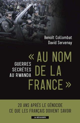 """""""Au nom de la France"""""""