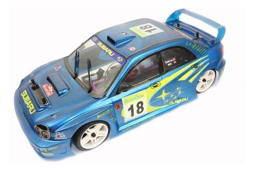 Radio Control SUBARU WRC Impreza 1/10 Scale 7.2v Electric Pro Series Model Car