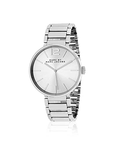 Marc by Marc Jacobs Women's MBM3400 Silver Stainless Steel Watch