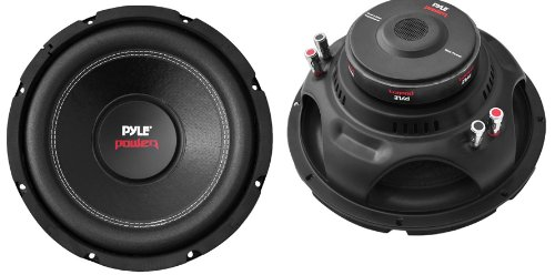 "2) Pyle PLPW10D 10"" 2000W Car Subwoofer Audio Power Subs Woo"