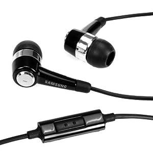New Original OEM Samsung EHS44ASSBE 3.5mm Handsfree Stereo Headphones Headset Earphones, Mic - Silver/Black