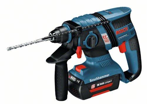 BOSCH-Akku-Bohrhammer-GBH-36-V-Li-Compact-mit3-Akkus-36-V-13-Ah-Li-ion-0611903R0A