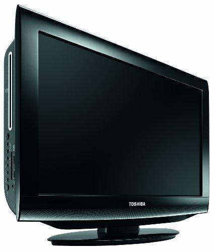 Toshiba 22dv713b 22 Inch Widescreen Hd Ready Lcd Tv Dvd