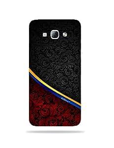 alDivo Premium Quality Printed Mobile Back Cover For Samsung Galaxy A8 / Samsung Galaxy A8 Back Case Cover (MKD163)