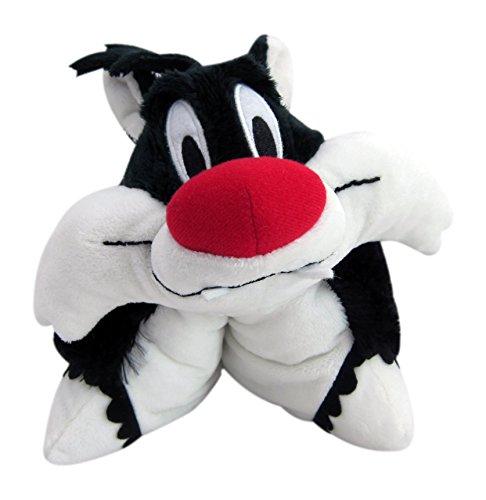 Pillow Pets defun71110-Looney Tunes silvestre, 27cm