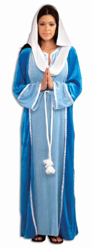 Forum Novelties Women's Deluxe Biblical Virgin Mary Costume
