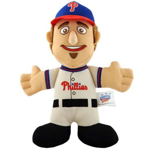 MLB Philadelphia Phillies Chase Utley 7-Inch Plush Doll at Amazon.com