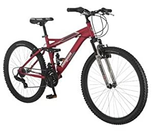 26 Mongoose Ledge 2.1 Mens Mountain Bike by Mongoose