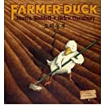Martin Waddell Farmer Duck in Chinese and English