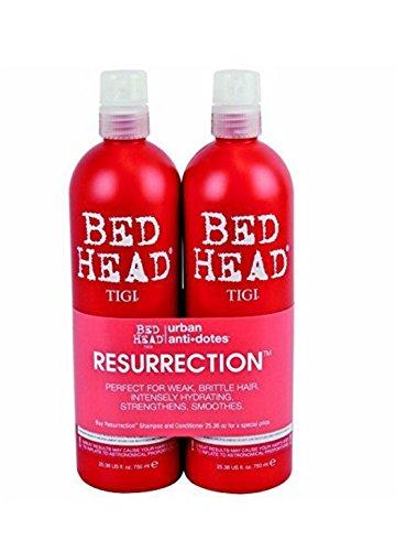 TIGI Bed Head Resurrection Shampoo/Conditioner (25.36oz) Set (Shampoos And Conditioners compare prices)
