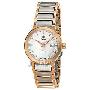 .com: Rado Centrix Two-tone Ladies Watch R30954123: Rado: Watches