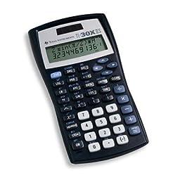 TI 30X IIS Scientific Calc Electronics Computer Accessories