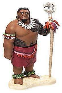 Disney Moana Chief Tui Doll