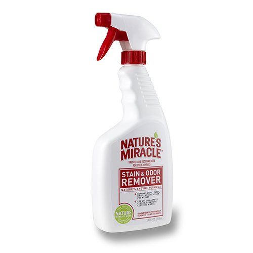 Natures Miracle Stain and Odor Remover Spray