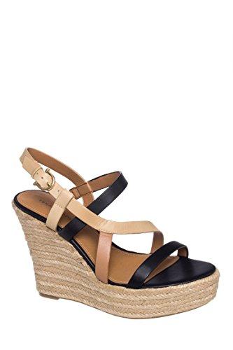 Abri Platform Wedge Sandal