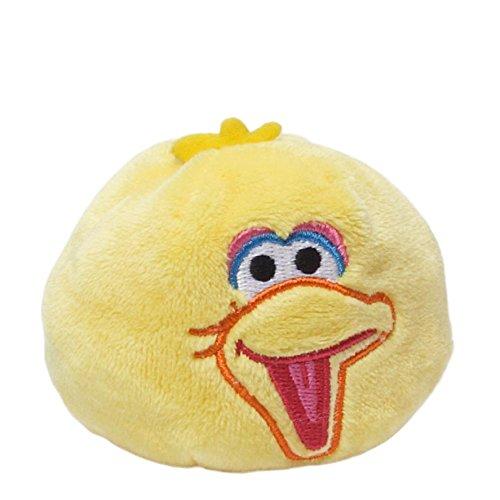 Sesame Street 4048667 Big Bird Beanbag Pal Plush