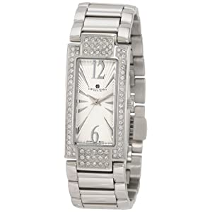 Charles-Hubert, Paris Women's 6770-W Premium Collection Stainless Steel Watch