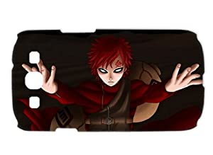 Treasure Design Naruto Gaara Funny Samsung Galaxy S3 I9300 3d Durable Hard cover Case