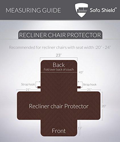 The Original SOFA SHIELD Reversible Furniture Protector  : 412BXv2D1MhL from www.bta-mall.com size 422 x 500 jpeg 29kB