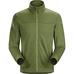 Arc\'teryx Nanton Fleece Jacket - Men\'s Boreal, XXL