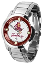 Arizona State Sun Devils Titan Steel Watch
