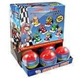 Super MARIOKART DS Pull Back Kart GACHAS Capsule, 6 To Collect