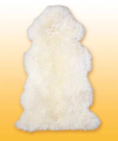 Australia lambskins Naturwei en? Tamaño 140x 70cm