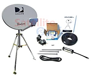 Satellite Oasis Directv Hd Satellite Dish Rv Tripod Kit