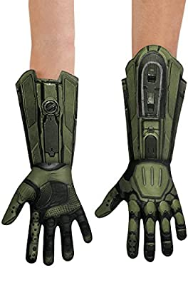 Halo: Deluxe Master Chief Gloves For Kids from Disguise