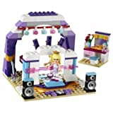 Refined Lego Friends Rehearsal Stage (41004) - Cleva Edition LEGO'BAG Bundle
