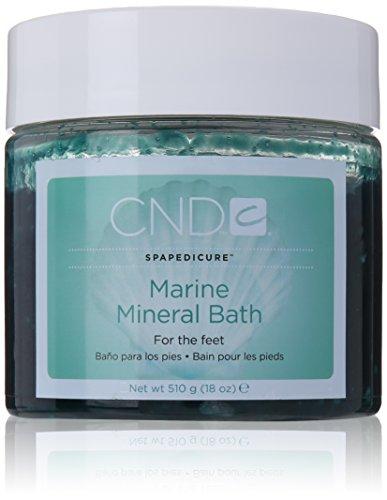 Creative Nail Marine Mineral Bath, 18 Ounce - 1