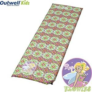 Outwell Kids Flowies Self-Inflating Mat