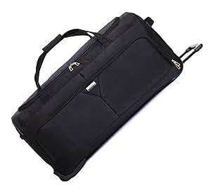 Karabar Extra Large 40 Inch Wheeled Holdall Bag (Alton Black)