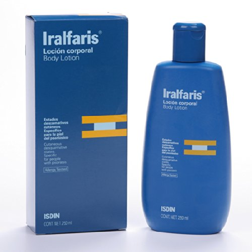 ISDIN IRALFARIS LATTE CORPO 250 ML
