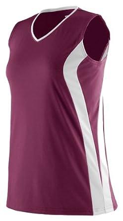 Buy Augusta Sportswear Ladies Triumph V-Neck Sleeveless Jersey by Augusta