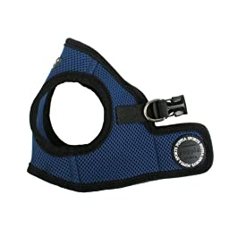 PUPPIA International Puppia Harness Soft B Vest ROYAL BLUE Large