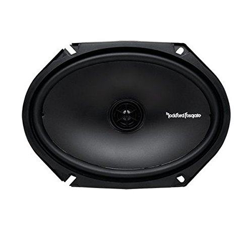 Rockford R168X2 Prime 6 x 8 Inches Full Range Coaxial Speaker, Set of 2 (Full Range 8 compare prices)