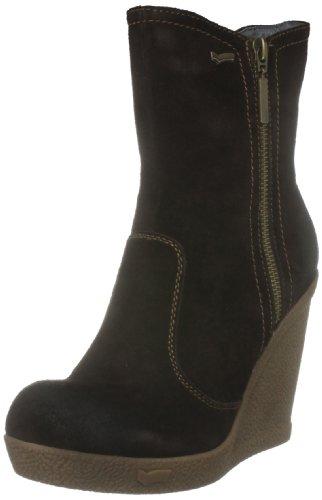 Gas Footwear Women's Reading Brown Ankle Boots W20000119 7 Uk