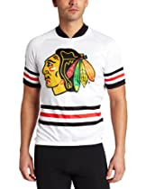 NHL Chicago Blackhawks Jersey, White, X-Small