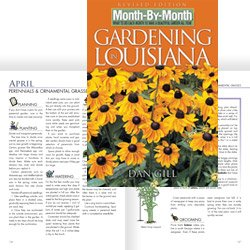 Month-by-Month Gardening in Louisiana, Revised Edition by Dan Gill - Park Seed Gardening Books - Buy Month-by-Month Gardening in Louisiana, Revised Edition by Dan Gill - Park Seed Gardening Books - Purchase Month-by-Month Gardening in Louisiana, Revised Edition by Dan Gill - Park Seed Gardening Books (Park Seed, Home & Garden,Categories,Patio Lawn & Garden,Plants & Planting)