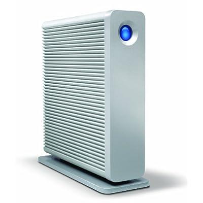 LaCie 4TB Thunderbolt & USB3.0 Desktop External HDD 9000303