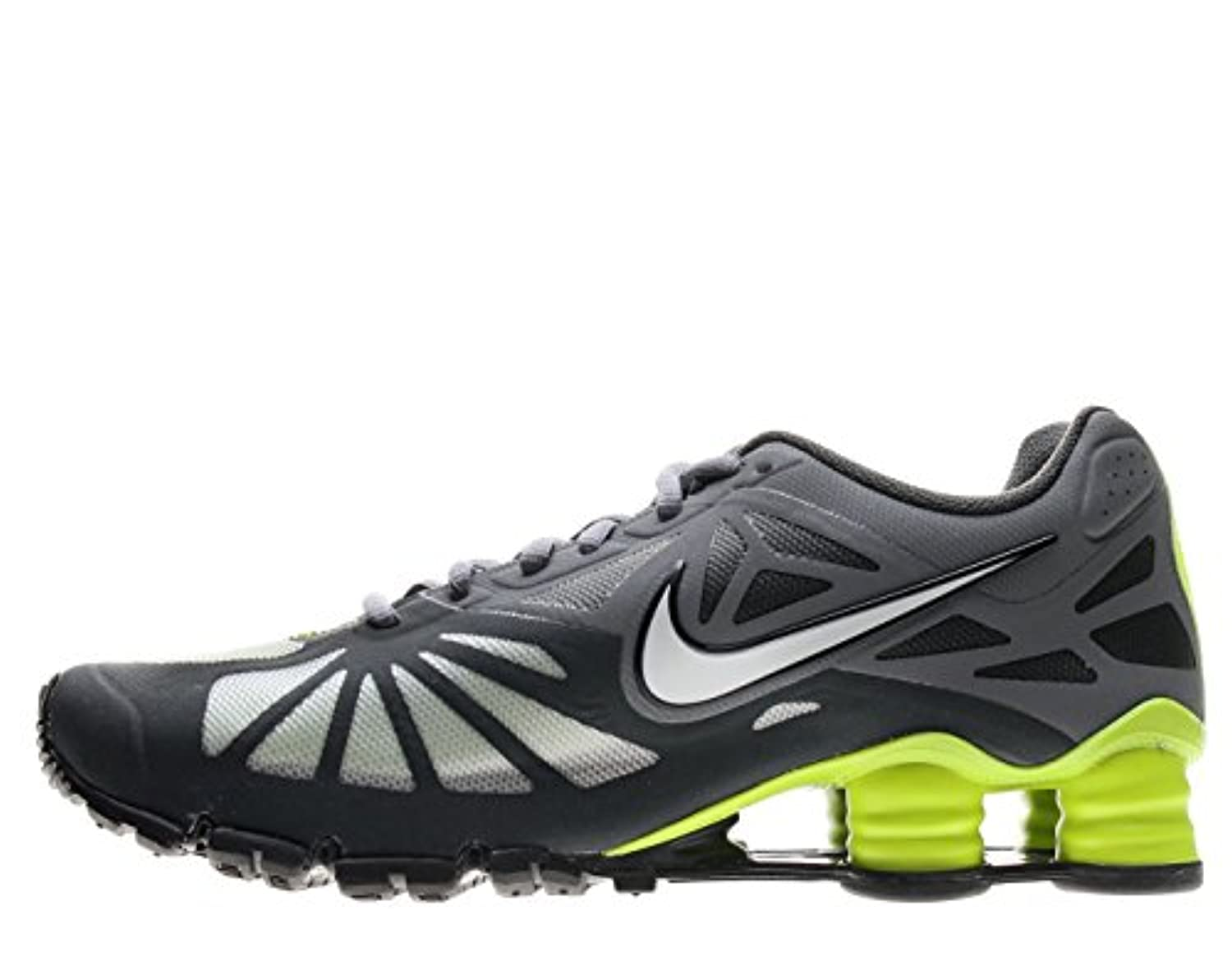 best website 29f1d 05984 Nike Shox Turbo 14 Mens Running Shoes 631760-007 Anthracite 8 M US | $91.88  - Buy today!
