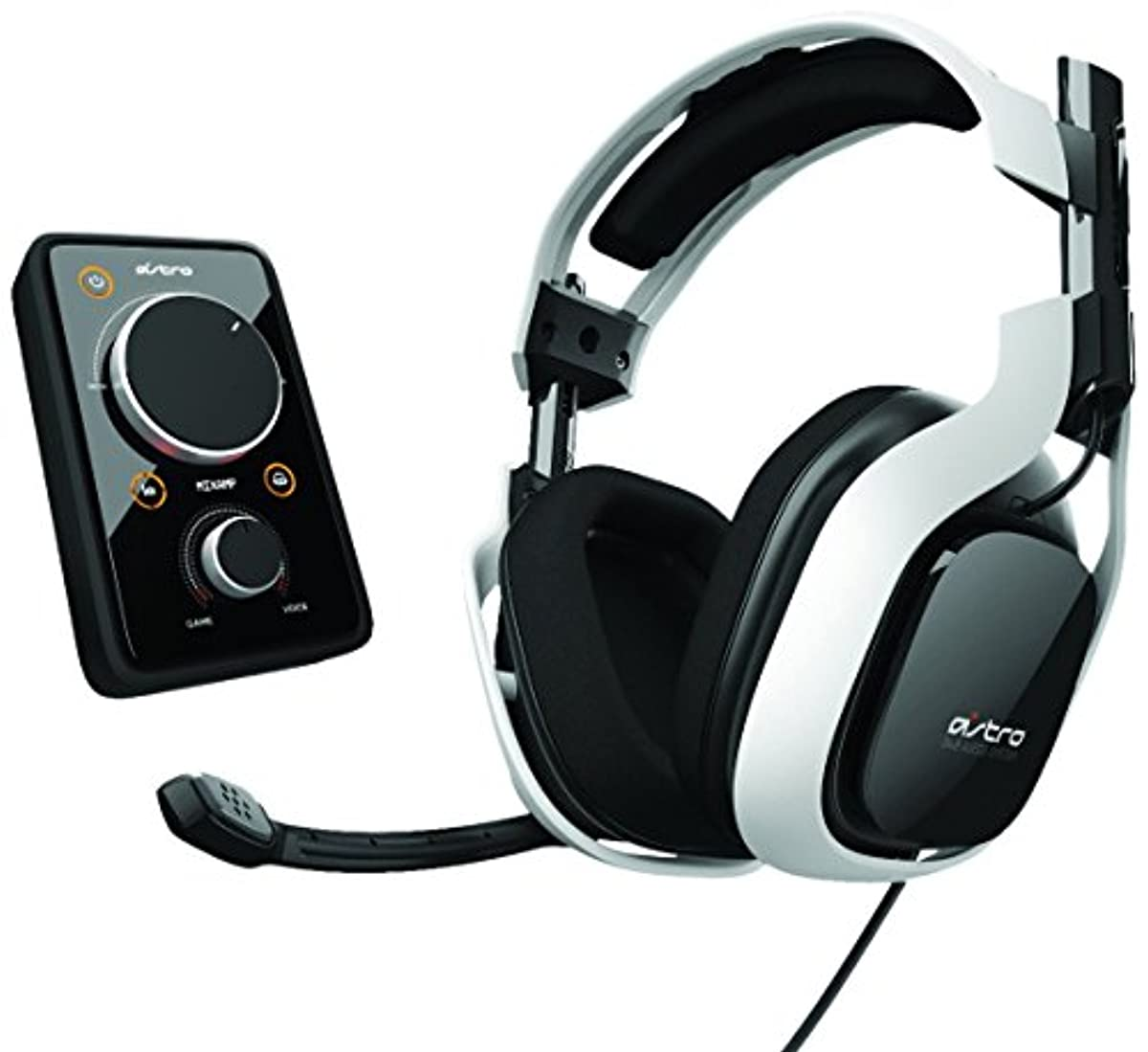Array [수입품]Astro Gaming A40 Audio System(화이트)-3AS42-HBU9W-139