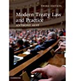 img - for [(Modern Treaty Law and Practice )] [Author: Anthony Aust] [Jan-2014] book / textbook / text book
