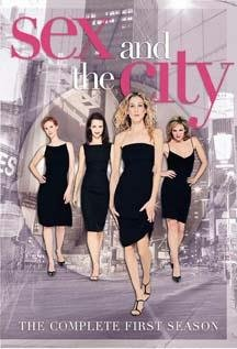 Sex and the City - The Complete First Season (1998) at Amazon.com