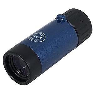 PIXY マルチコート単眼鏡 PIXY 6x18 JP ブルー